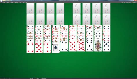 Two Deck Spider Solitaire by Feecell Two Decks Solitaire