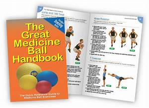 Medicine Ball Handbook - Exercise Guide