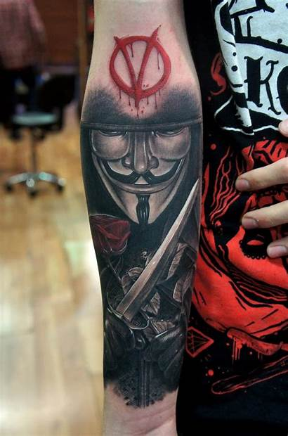 Tattoo Vendetta Tattoos Narco Mask Remember Guy