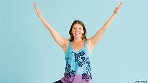 How To Raise Your Arms Safely Overhead In Your Yoga
