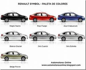 Renault Symbol  Configuraci U00f3n De Gama 2012