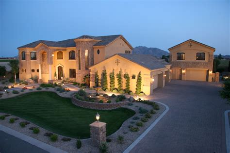 luxury homes arizona cardinals peterson s home in gilbert az