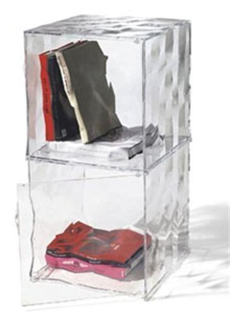 optic cube kartell