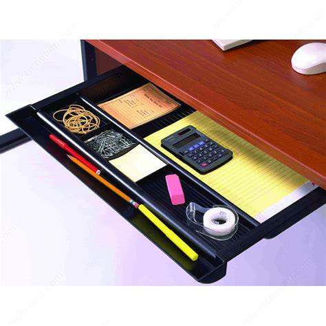 tiroir clavier sous bureau tiroir à montage sous un bureau 89777090 quincaillerie