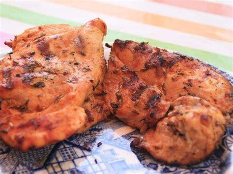 cuisine filet de poulet recettes de filet de poulet et marinades