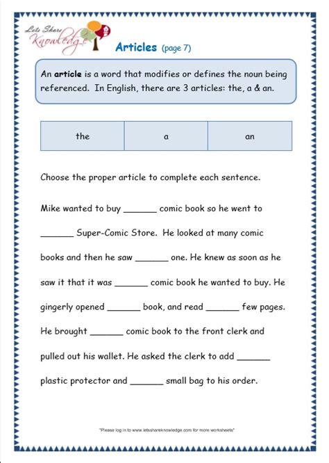 printable worksheets year  english