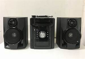 Sharp 240w Mini Shelf System Bluetooth Cd-bh950