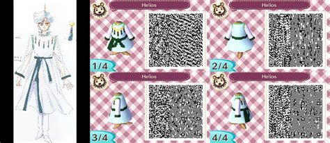Helios Outfit ACNL QR-Codes by Katan100 on DeviantArt