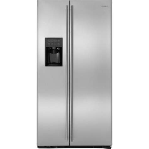 monogram side  side refrigerator monogram appliances locker storage