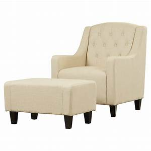 Three, Posts, Simpson, Upholstered, Club, Arm, Chair, With, Ottoman, U0026, Reviews