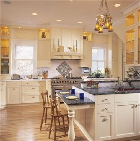 French Style Kitchens  Kitchen Design Ideas