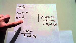 Partnerhoroskop Gratis Berechnen : berholzeit berechnen anleitung zum berholzeit beim autofahren feststellen youtube ~ Themetempest.com Abrechnung
