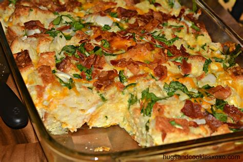 egg casserole recipes breakfast sausage egg casserole without bread