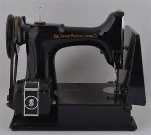 Singer Sewing Machines by Serial Number