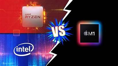 M1 Intel Apple Amd Cinebench R23 Benchmark