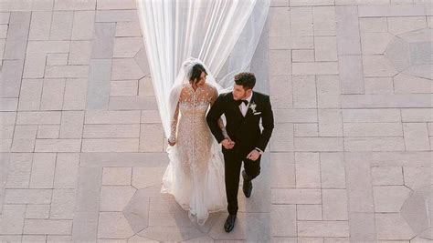 How Priyanka Chopra's Wedding Gown Was Made