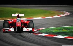 Formula One Car 4K HD Desktop Wallpaper for 4K Ultra HD TV
