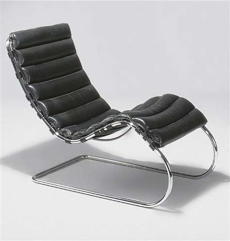mr lounge chair by ludwig mies der rohe chairblog eu