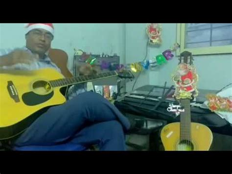 Jingle Bell Rock Guitar Cover by Jingle Bells Acoustic Guitar Cover Version Youtube
