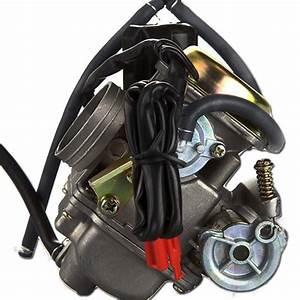 Carburetor  Pd24 125