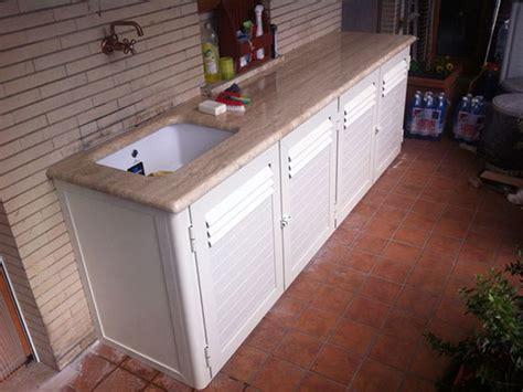 cucine da terrazzo cucine in alluminio per esterni alfa