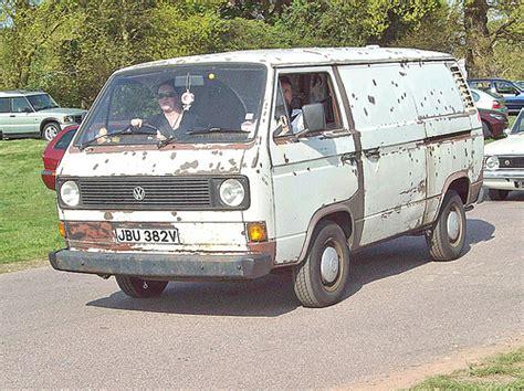 434 Volkswagen Transporter Type 2 T3 Van (1980