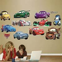inspiring pixar cars wall decals Disney/Pixar Cars 2 Collection REALBIG Wall Decal