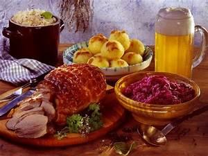 Essen Im Backofen Aufwärmen : schweinekrustenbraten mit beilagen rezept eat smarter ~ Markanthonyermac.com Haus und Dekorationen