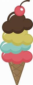 ICE CREAM CONE | CLIP ART - SUMMER - CLIPART | Pinterest ...
