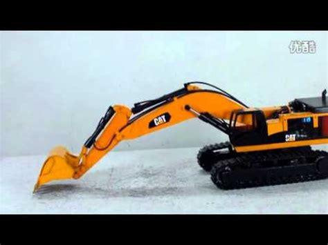 rc hydraulic excavator catd malaysia youtube
