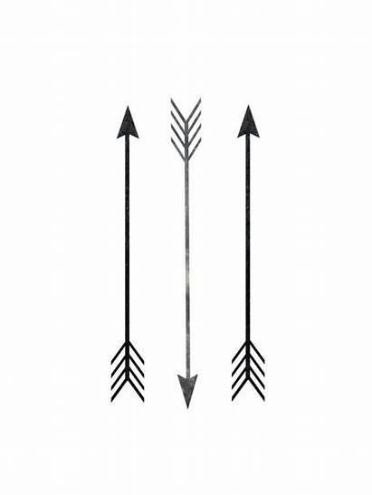 Arrow Simple Tattoos Printable Decor Tattoo Arrows