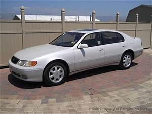 1993 Lexus Gs 300 - Information And Photos