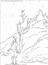Coloring Narnia Pages Walt Disney Edmund sketch template