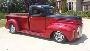 Pick Up Ford : 1946 ford pick up truck hot rod for sale ~ Medecine-chirurgie-esthetiques.com Avis de Voitures
