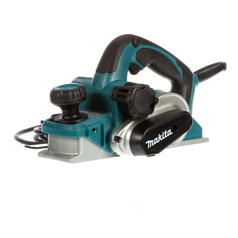 Makita 3 1/4 in. Corded Planer KP0810   The Home Depot