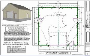 Free Building Plans For Garage How To Build Diy Blueprints