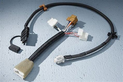 Genuine Nissan Trailer Tow Harness
