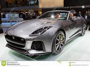Nouvelle Voiture 2017 : nouvelle voiture 2017 de type f de convertible de jaguar svr image ditorial image 68624120 ~ Medecine-chirurgie-esthetiques.com Avis de Voitures
