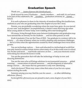 11 graduation speech example templates pdf doc With valedictorian speech template