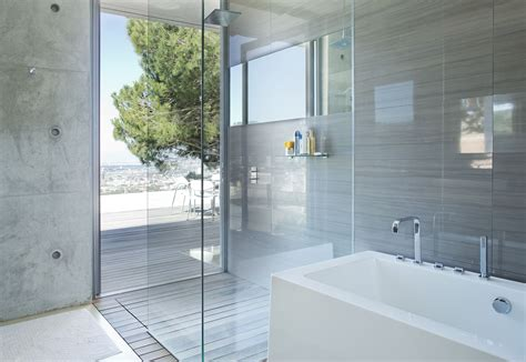 Modern Bathroom And Shower by 19 Ideas For Beautiful Showers