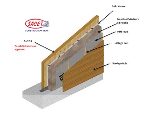 bureau d oeuvre construction klh sacet bourgogne ossature bois