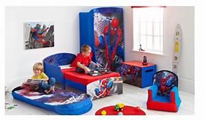 Dco Chambre Spiderman