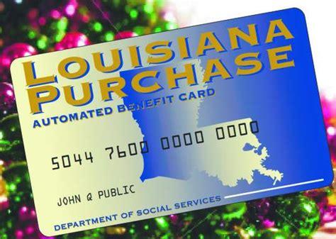 Louisiana Ebt Free-for-all May