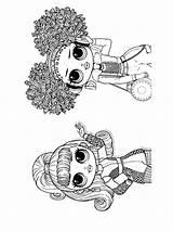 Omg Lol Coloring Printable Ausmalbilder Malvorlagen sketch template