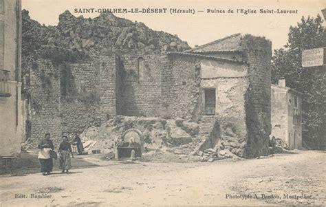 le guide hubert borg de saint guilhem  ses environs