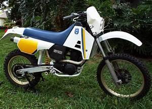 1986 Husqvarna Te510