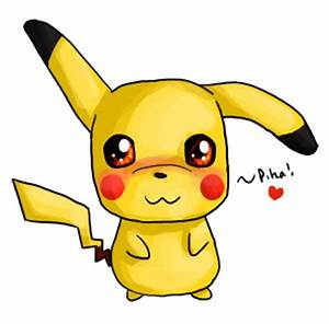 Chibi Pikachu by IcyPanther1 on DeviantArt