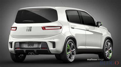 FIAT 2019 : 2019 Fiat Panda Look Hd