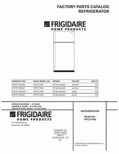 Frigidaire Frt21tngw0 Pdf Manuals For Download