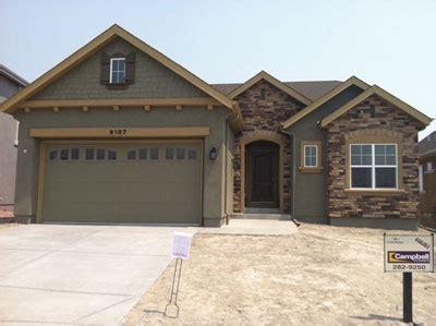 colorado springs garage sales 9 best colorado springs new homes images on